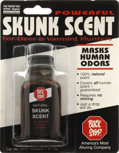 Buck Stop Natural Skunk Deer Scent by Buck Stop