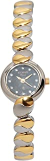 Casual Watch for Women by Accurate, Multi Color, Oval, ALQ078SRGT