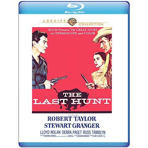 Last Hunt, The (1956) [Blu-ray]