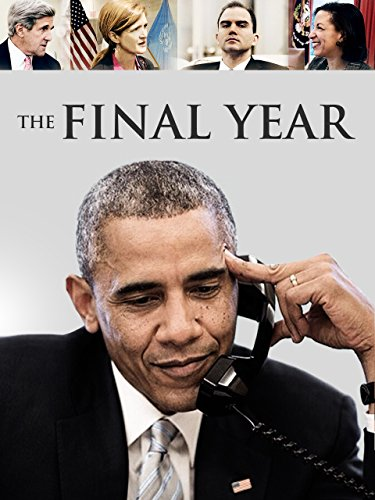 The Final Year (The Obama Years The Power Of Words)