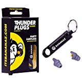 Bananaz Thunderplugs TP-Classic Ear Plugs - Tapones para los oídos