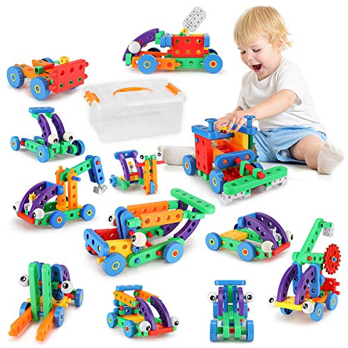 Fansteck 12 in 1 Building Toy
