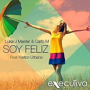 Soy Feliz (feat. Karlon Urbano)
