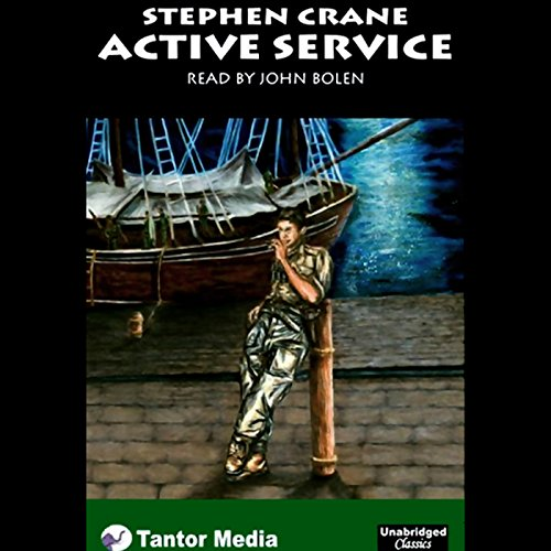 Active Service  audiobook cover art