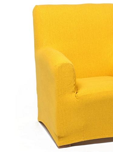 Gabel Funda de sofá Modern Oro de 2 plazas