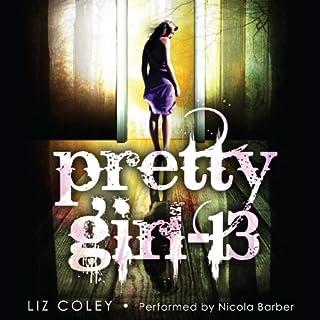 Pretty Girl-13 audiobook cover art