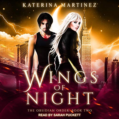 Wings of Night  By  cover art