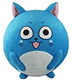 Great Eastern Entertainment Fairy Tail - Happy Collectible Plush Toy, 8'