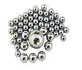 Bille d'acier à roulement G10 8mm, 9mm, perles de roulement de haute précision,...