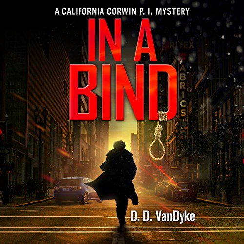 In a Bind audiobook cover art