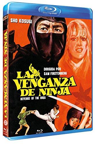 La Venganza de Ninja [Blu-ray]