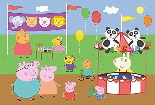 Trefl 36511 - puzzel, Peppa Pig 20 delen