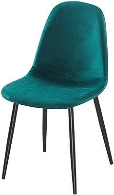 Amazon.com: IDS Eames estilo sillas de comedor silla de ...