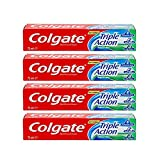 colgate triple action original, dentifricio 100 ml