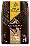 Le stagioni d italia Pasta Fusilli Whole Wheat - 12 x 500g