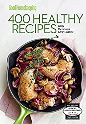 400 Healthy Recipes Cookbook