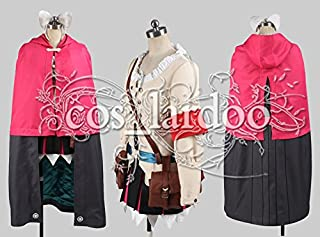 【3-5日内発送】 セブンスドラゴン2020-II ルシェ コスプレ衣装 (オーダーサイズ)【lardoo製】