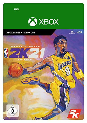 NBA 2K21: Mamba Forever Edition | Xbox One - Download Code