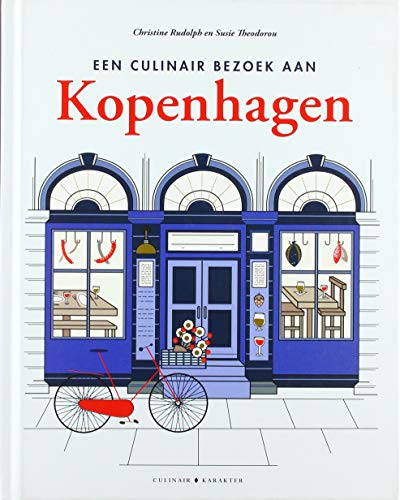 Een culinair bezoek aan Kopenhagen (Dutch Edition)