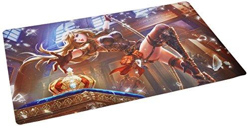 HCD Supplies Playmat Card Game, Rogue's Reward, One Size