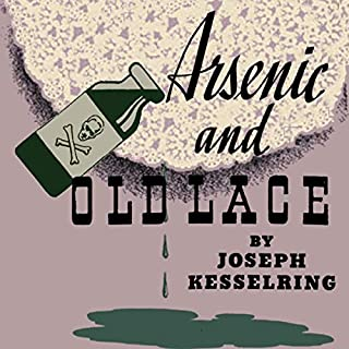 Arsenic and Old Lace cover art