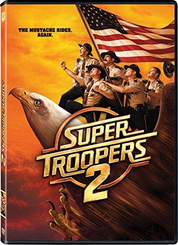 SUPER TROOPERS 2 - SUPER TROOPERS 2 (1 DVD)
