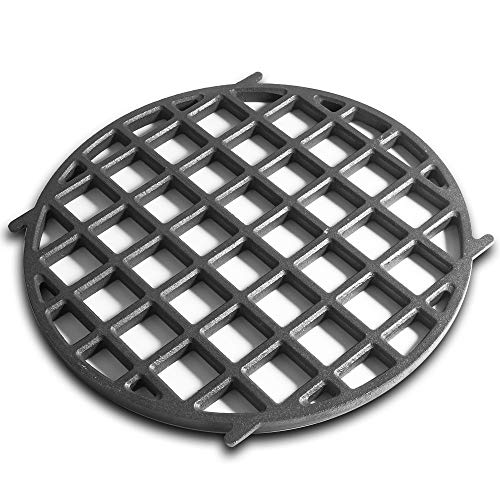 Outspark 8834 Enameled Cast-Iron Gourmet BBQ System Sear Grate for 22.5 inch...