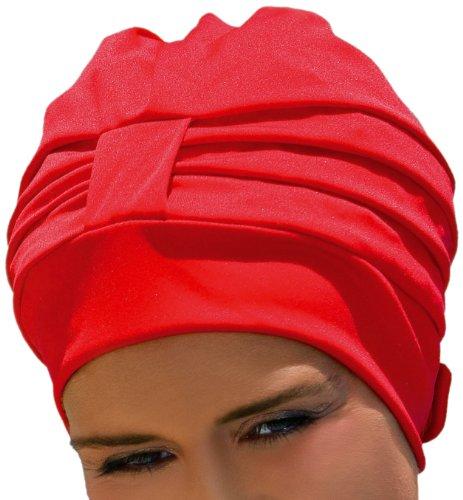 Fashy badmuts voor dames, stoffen badmuts