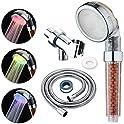 Kairey LED High Pressure Water Saving Filtered Handheld Showerhead