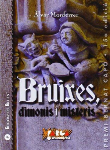 Bruixes, dimonis i misteris: Sobre aspectes marginals de la vida i la cultura popular valenciana: 39 (La Farga)