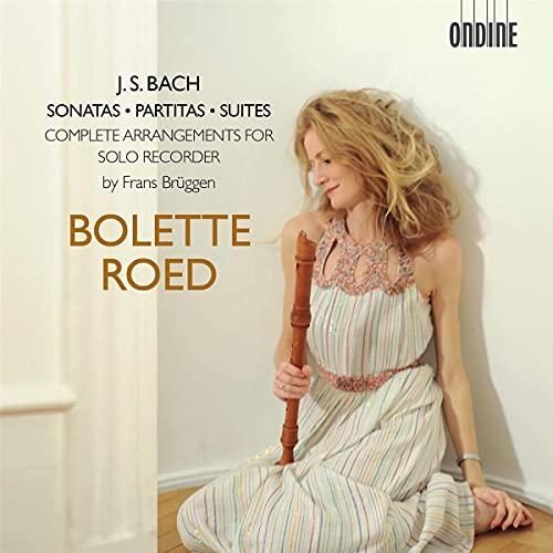 Sonaten,Partiten & Suiten Für Solo Blockflöte