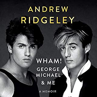 Wham!, George Michael and Me cover art