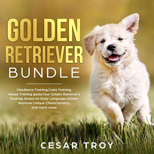 Golden Retriever Bundle audiobook cover art