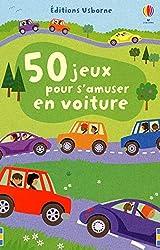 50 jeux pour s'amuser en voiture