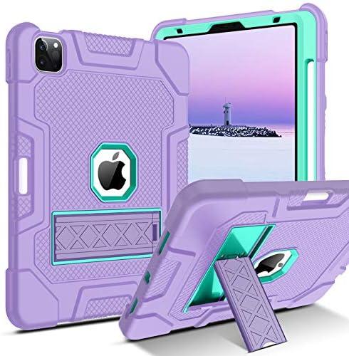 BENTOBEN iPad Air 4 10 9 Case iPad Pro 11 2020 2018 Case 3 Layers Shockproof Kickstand with product image