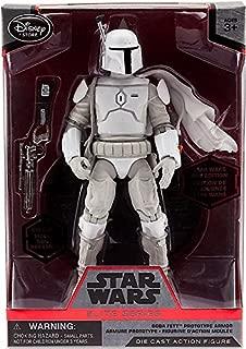 Disney Star Wars Elite Series Boba Fett Prototype Armor Diecast Figure