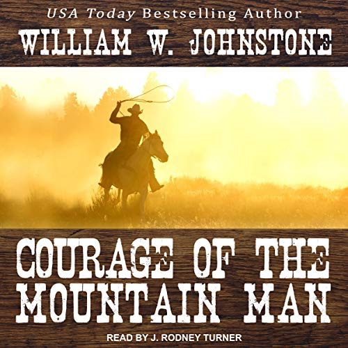 Courage of the Mountain Man cover art