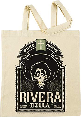 Vendax Rivera Tequila - Coco Beige Einkaufstasche
