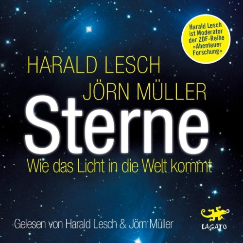 Sterne audiobook cover art