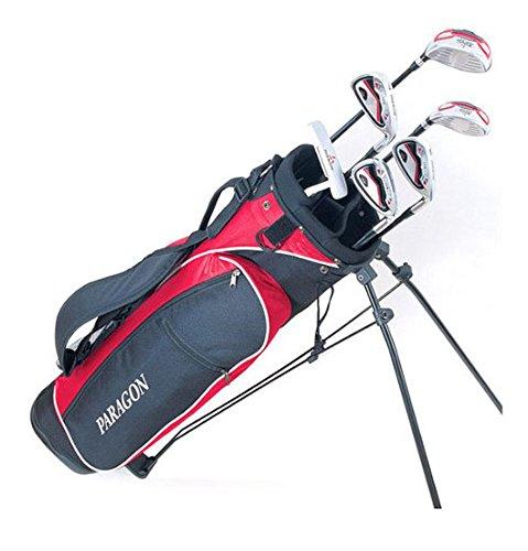 of paragon golf carts Paragon New Tour Force System TFS 7 Piece Mens Golf Set Wood, Irons, Putter, Bag