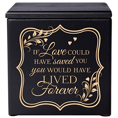 if love could have saved you urn - 9