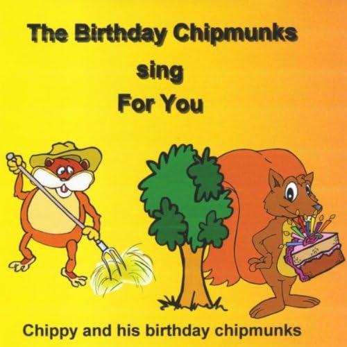 birthday chipmunks