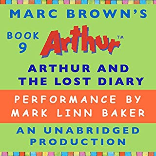 Arthur and the Lost Diary cover art