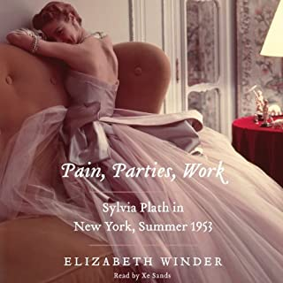 Pain, Parties, Work audiobook cover art