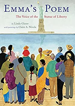 Emma s Poem  The Voice of the Statue of Liberty  Jane Addams Award Book  Awards