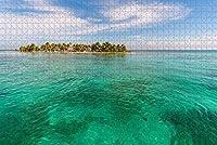 BelizeLaughingBirdJigsawPuzzleforAdults1000PieceWoodenTravelGiftSouvenir