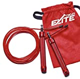Best Weighted Jump Ropes - Train Elite 1.2 LB Heavy Weighted Handles Adjustable Review