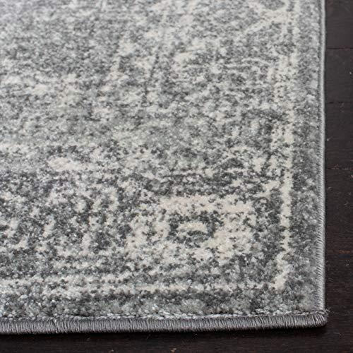 Safavieh Evoke Collection EVK270S Vintage Grey and Ivory Runner (2'2