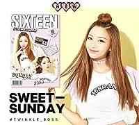 シックスティーンブランド アイマガジン SWEET SUNDAY (2g) アイシャドウ 16brand