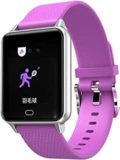 LIUXIUER Fitness Trackers Pantalla A Color IPS De 1.3